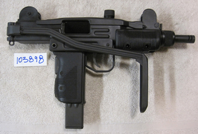 Vector Arms 9mm Mini Uzi